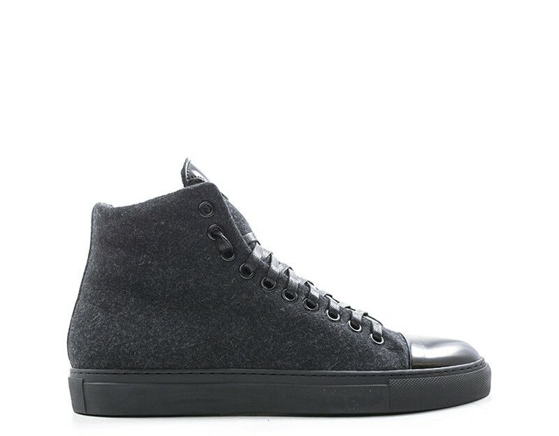 shoes MEZZETINTE men black  1512ABRNE