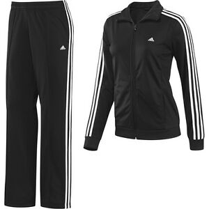 adidas diana suit damen trainingsanzug jogginganzug. Black Bedroom Furniture Sets. Home Design Ideas