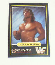 WWF card Texas Tornado swanson 1991