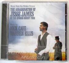 NICK CAVE - THE ASSASSINATION OF JESSE JAMES SOUNDTRACK - CD Sigillato