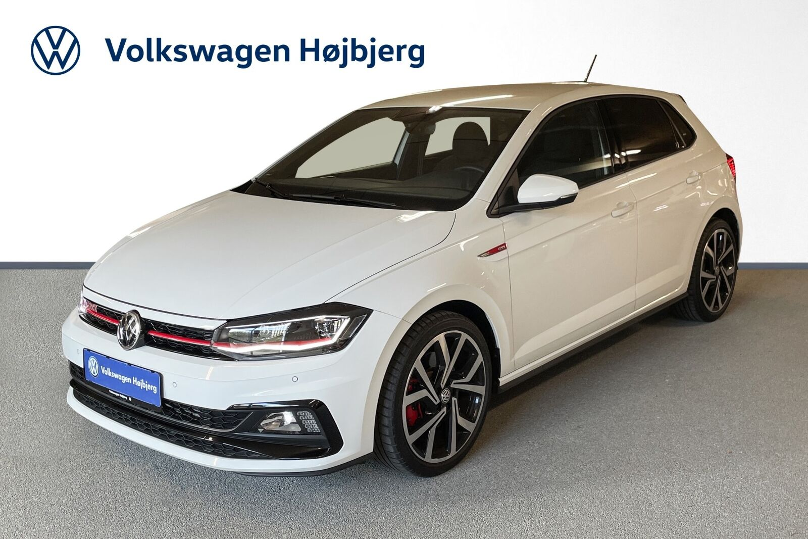 VW Polo 2,0 GTi+ DSG 5d - 274.900 kr.