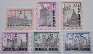 Stadspost-Haarlem-1984-Serie-Stadsgezichten