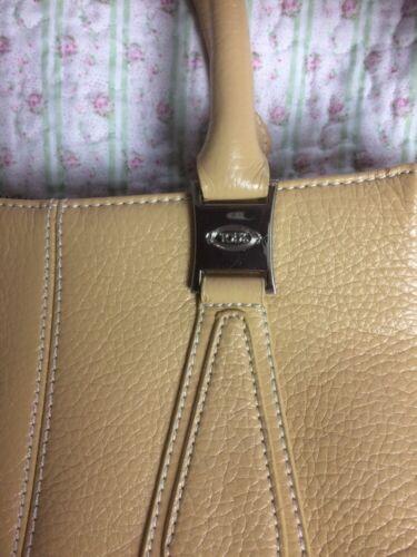 Handtasche Damen Kamelfarbe M Luxuriöse Größe Lederhandtasche Tod's qHxSwgnRTB