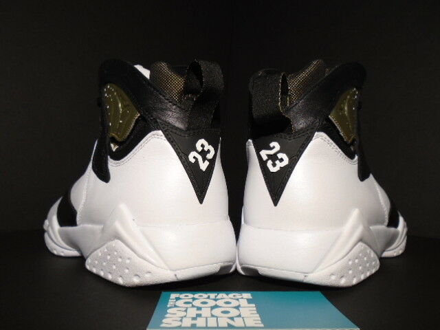Nike Air Jordan VII VII VII 7 Retro C&C CHAMPAGNE CHAMPIONSHIP PACK WHITE BLACK gold 8 86d4c4