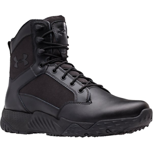 Under Armour UA Stellar Men's Tactical Boots Black 8in All Sizes New