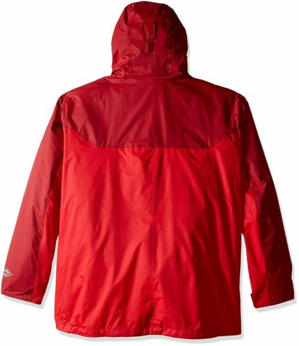 interchangeable Whirl 2x Veste Red Mountain Jester New Columbia pour Bird Lrge hommes g7Txwd5qT