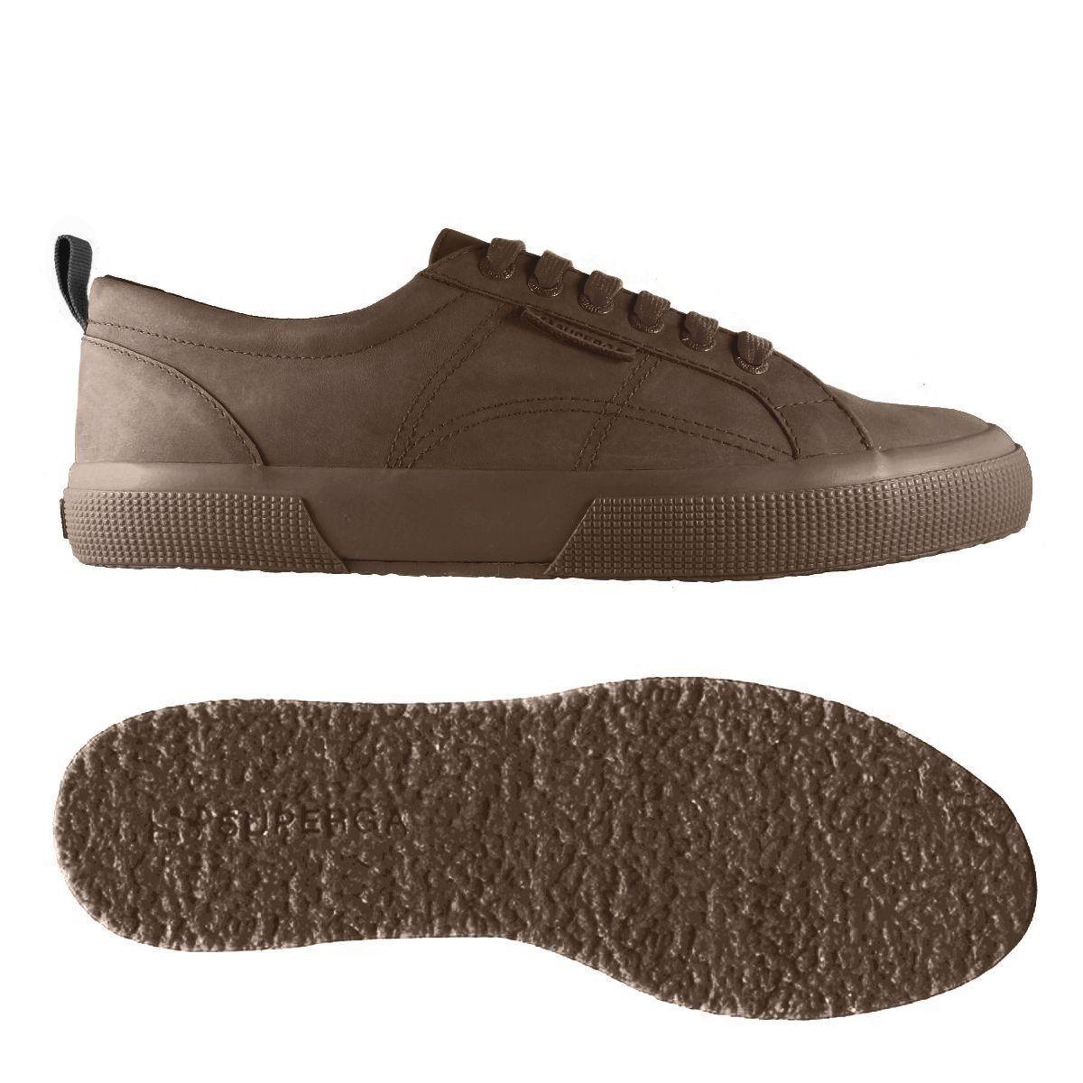 Superga Scarpe ginnastica 2752-FGLWAXEDNBKM Uomo Citta Sneaker