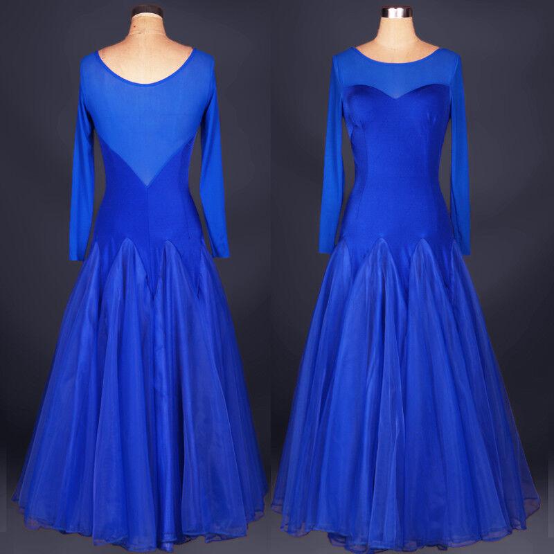 NEU Latino salsa Kleid TanzKleid Standard LatinaKleid Latein Turnierkleid FM073