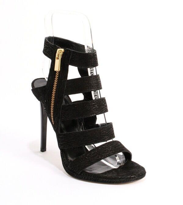 seleziona tra le nuove marche come Isabelle 195a 195a 195a nero Laser Treated Leather Strappy avvioies 39.5    US 9.5  grande vendita