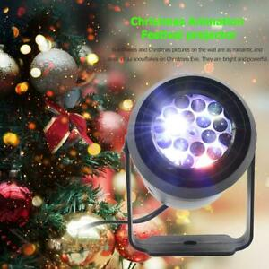 Dmx Christmas.Details About Led Stage Lamp Moving Head Dmx Christmas Disco Club Party Xmas Colorful Light