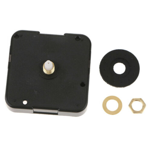 Silent DIY Quartz Movement Wall Clock Motor Mechanism Long Spindle Repair-Parts