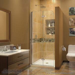 Image Is Loading Dreamline 33 034 X 72 Aqua Fold