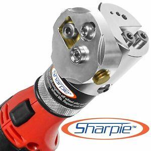 Cordless Sharpie DX™ Tungsten Grinder Adjustable 15°- 45°