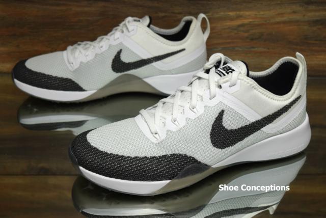 Nike Air Zoom TR Dynamic White Black 849803 100 Women's Shoes Size 8 NEW