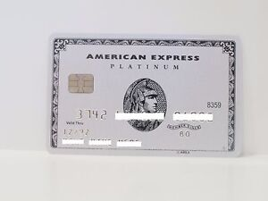 American express platinum card amex with chip ebay image is loading american express platinum card amex with chip publicscrutiny Gallery