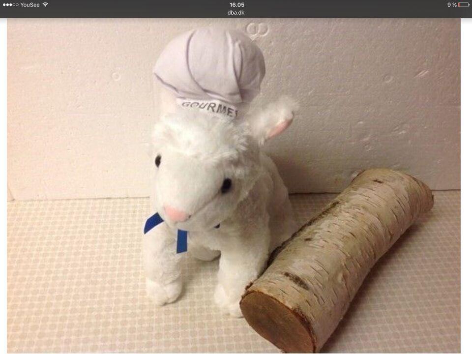 Lambi lam Måler ca.34x39 cm.Bamse Dukke Pynt, Lambi