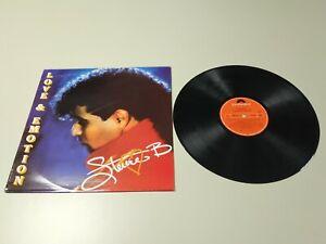 0320-STEVIE-B-LOVE-amp-EMOTION-LP-VIN-ESPANA-1991-POR-VG-DIS-NM