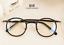 Vintage-Literary-TR90-Metal-Retro-eyeglass-frame-Round-Clear-Glasses-Women-Men thumbnail 5
