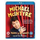 Michael McIntyre Happy & Glorious Blu-ray 16th November 5053083044879