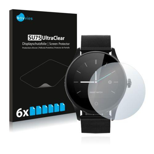 6x protector de pantalla para diggro k88h lámina protectora claro lámina protector de pantalla