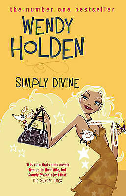 1 of 1 - Simply Divine, Holden, Wendy, 0747261296, Good Book