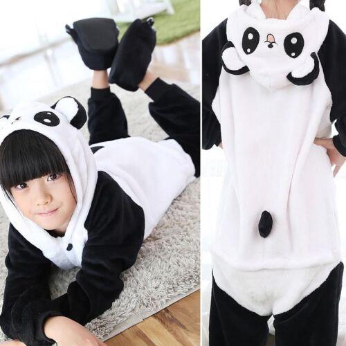 Niño Pijama Sleepwear Boys Girls Cosplay Disfraz Kigurumi Animales En Casa Xmas