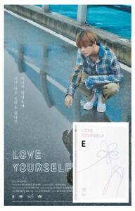 BANGTAN-BOYS-LOVE-YOURSELF-Her-E-Ver-BTS-5th-Mini-Album-CD-Photobook-Photocard
