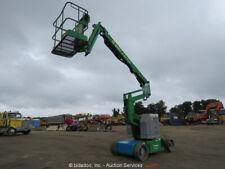 2013 Genie Z 3422n 34 Electric Articulating Boom Lift Man Aerial Bidadoo