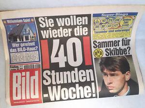 Bildzeitung-vom-03-12-1999-17-18-19-20-Geburtstag-Geschenk-BVB-Skibbe