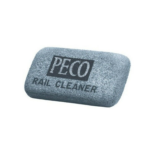 Track rubber (ensure good electrical contact) - Peco PL-41