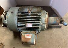 Reliance Electric Motor 364tc 40 Hp 1190 Rpm