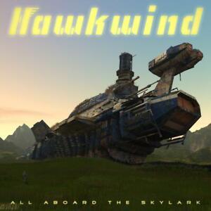 Hawkwind-All-Aboard-The-Skylark-Acoustic-Daze-NEW-2-x-CD