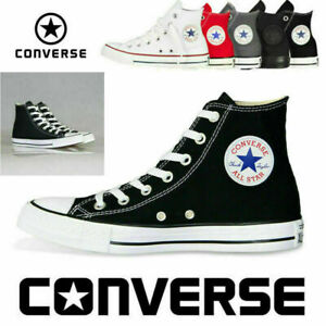 Converse-All-Star-Mens-Womens-High-Hi-Tops-Unisex-shoes-Taylor-Trainers-Pumps-UK