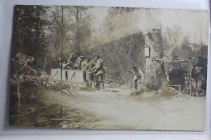 AK-Deutschland-Soldatenleben-Feldpost-1915-gebraucht-PG762