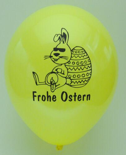 """Luftballons /""""Frohe Ostern/""""-Deko Osterdekoration Ostern Hase Ostern Ballons"""