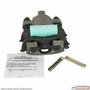 Motorcraft BRCL61RM Rear Right Rebuilt Brake Caliper With Pad