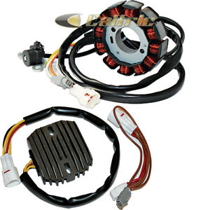 Stator rectifier regulator fits yamaha yfz450 2004 2005 for 2007 yamaha yfz450 parts