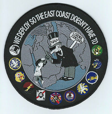 VFA-14/CVW-9 MIDEAST DEPLOYMENT 2012-13  patch
