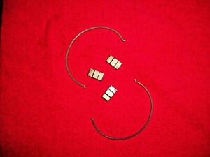 MOPAR  A-833 NP833 4 SPEED LATE STYLE KEY /& SPRING KIT  WT307-K