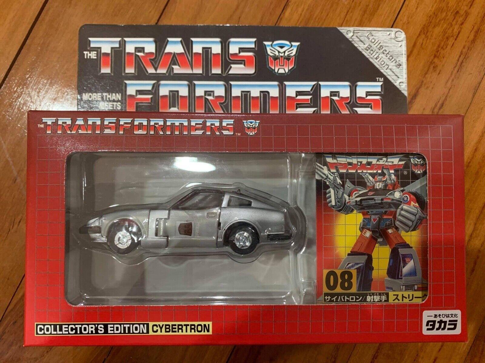 Takara e - Hobby exclusiva Transformers Animation