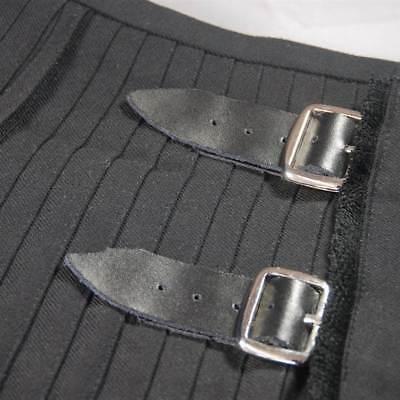 Bellissimo 8 Yd (ca. 7.32 M) Scottish Highland Uomo Tradizionali Per Kilt In Cucita Pieghe Top Quality-