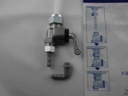 80 1A Qualität made in germany M16x1 fuel tap Benzinhahn PUCH COBRA 50