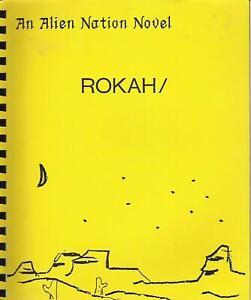 ALIEN NATION fanzine ROHAH/