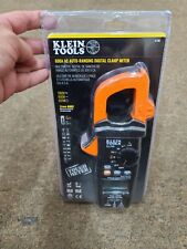 Klein Tools Ac Auto Ranging Trms Digital Clamp Meter Cl700 Free Shipping