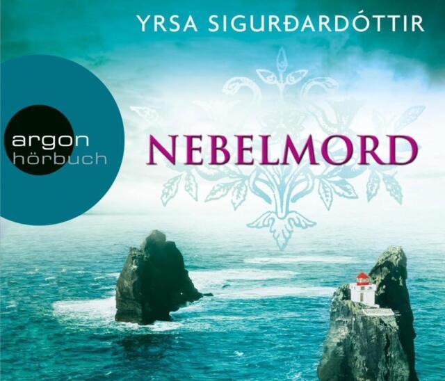 Sigurdardottir, Yrsa - Nebelmord /4