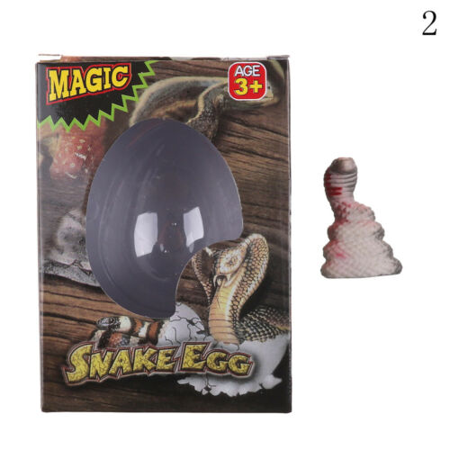 Large water expasion hatching growing animal eggs toy joke funny gadgets toy MW