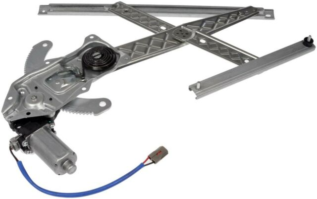 Power Window Motor and Regulator Assembly-Window Lift Motor Front Right Dorman