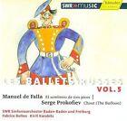 De Falla: El Sombrero de Tres Picos; Prokofiev: The Buffoon (CD, Oct-2009, Haenssler)