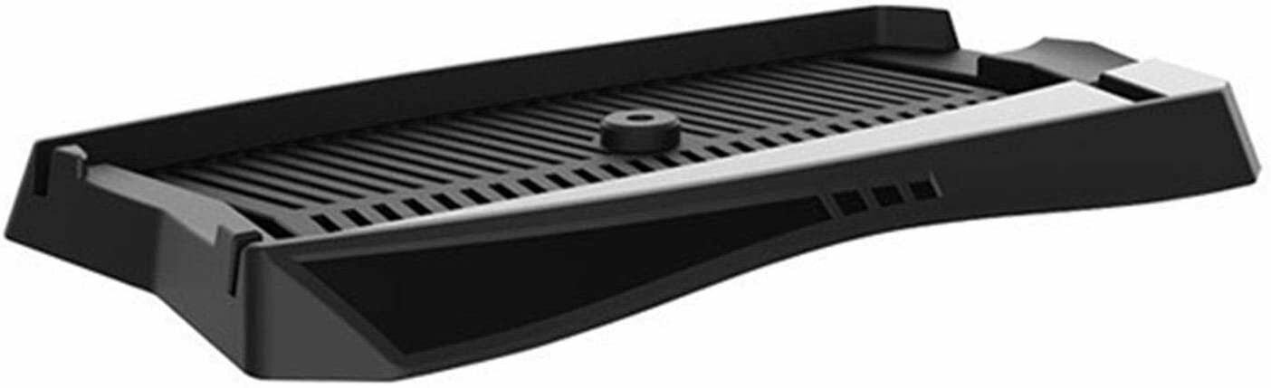 Vertical Stand For PlayStation 5 / PS5 Disc Edition w/ Cooling Vents Accessories