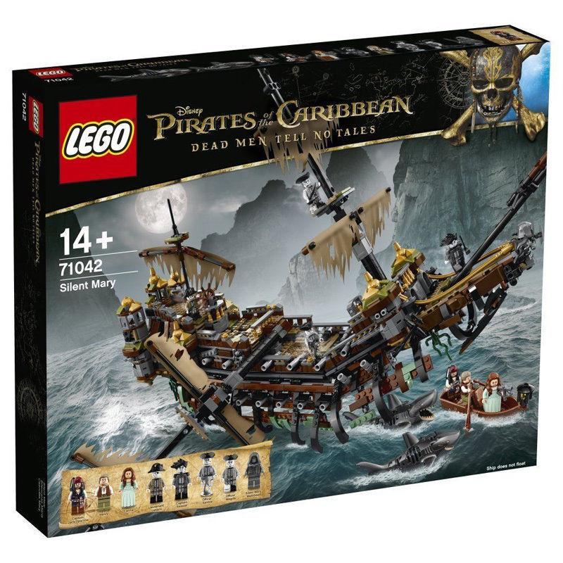 LEGO 71042 Pirates of the  voitureibbean Silent Mary Ship  les dernières marques en ligne
